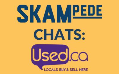 SKAMpede Chats: Used Vic