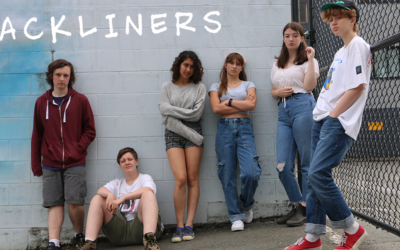 Livestream theatre – Backliners showing two nights only!