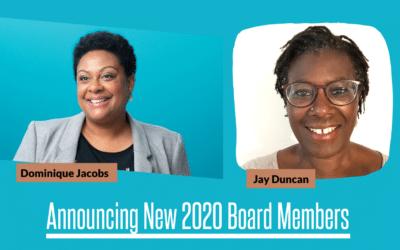 SKAM Welcomes New Board Members